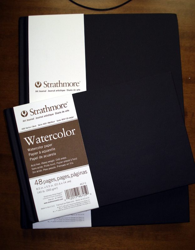 strathmore-400-series-sketchbooks-review-artist-marialena-sarris